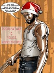 Natale 2011, Merry X-Mas, Wolverine, Marvel